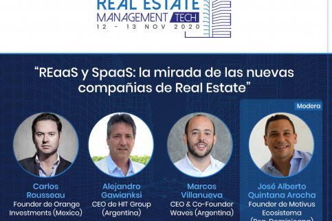 Real Estate as a Service y Space as a Service